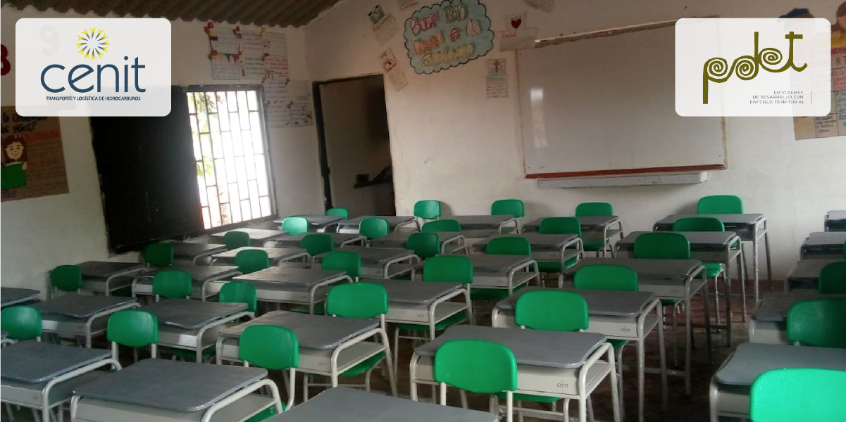 Cenit benefició a más de 13.000 niñas, niños y adolescentes de Aguachica, Cesar con dotación escolar