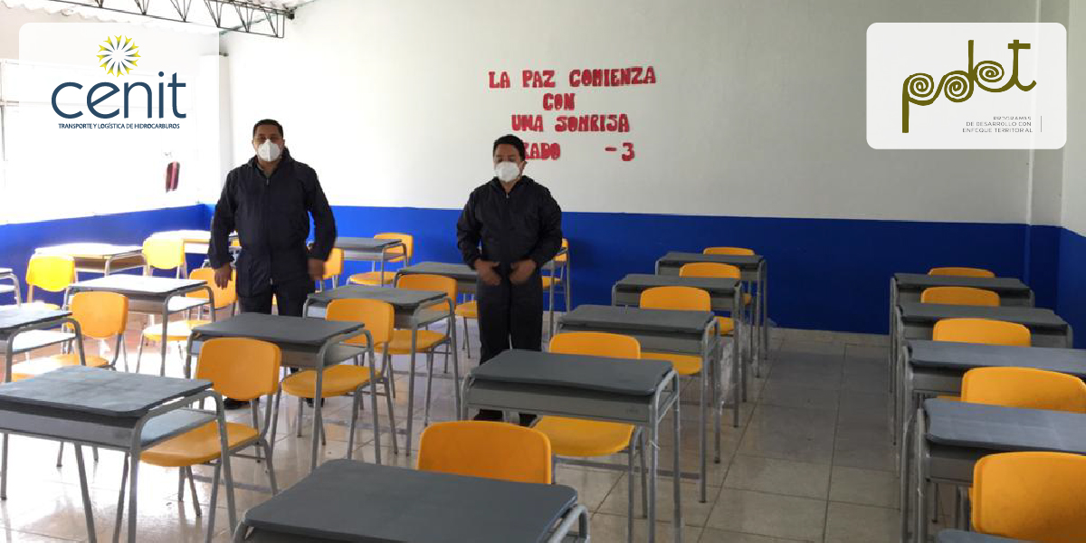 Cenit benefició a más de 1.500 niñas, niños y adolescentes de Mallama, Nariño, con dotación escolar