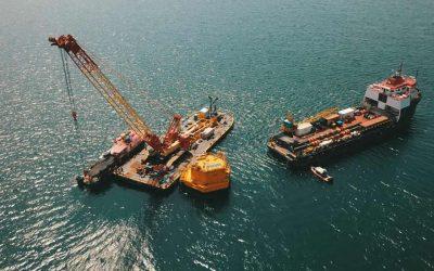 Grupo Ecopetrol pone al servicio nueva Unidad de Cargue de Tanqueros – TLU-2 en el mar Caribe