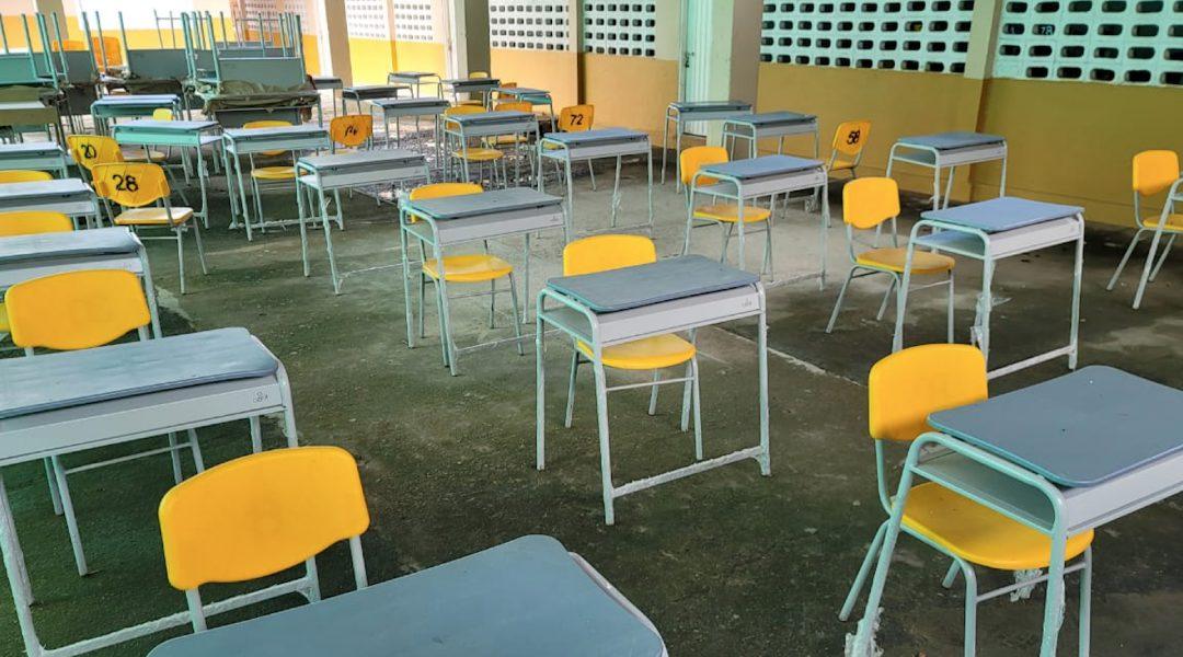 Cenit entrega dotación escolar a 23 sedes educativas del municipio El Copey, Cesar