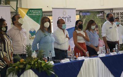 Cenit entregó dotación para 67 instituciones educativas  de Dagua, Valle del Cauca